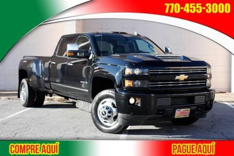 2019 Chevrolet Silverado 3500HD for sale at El Compadre Trucks in Doraville GA