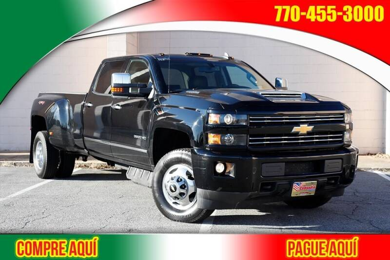 2019 Chevrolet Silverado 3500HD for sale at El Compadre Trucks in Doraville GA