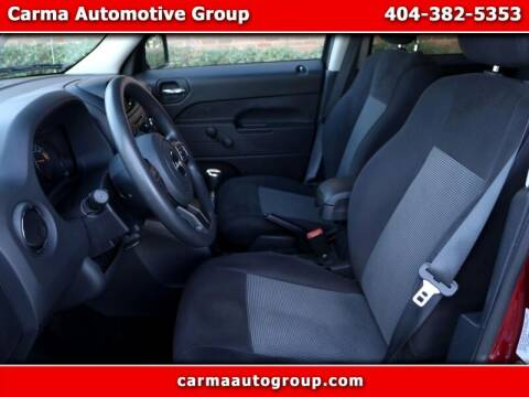 2016 Jeep Patriot for sale at Carma Auto Group in Duluth GA
