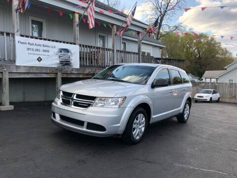 2014 Dodge Journey for sale at Flash Ryd Auto Sales in Kansas City KS