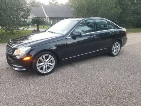 2013 Mercedes-Benz C-Class for sale at J & J Auto Brokers in Slidell LA