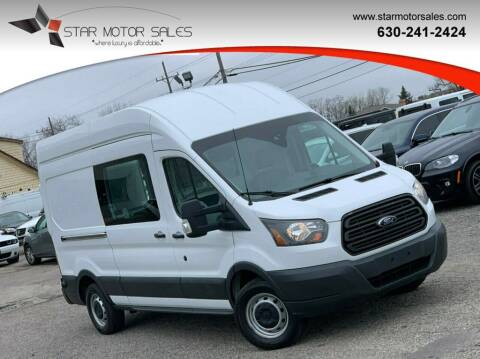 2016 Ford Transit Cargo for sale at Star Motor Sales in Downers Grove IL