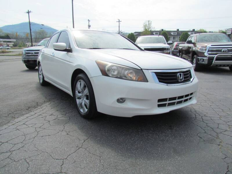 2009 Honda Accord for sale at Hibriten Auto Mart in Lenoir NC