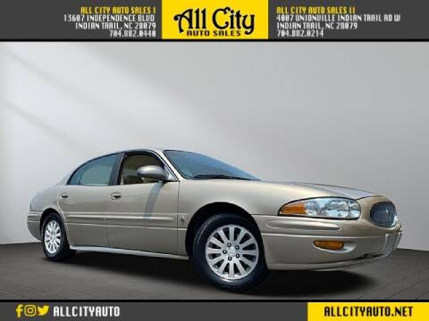2005 Buick LeSabre for sale at All City Auto Sales in Indian Trail NC