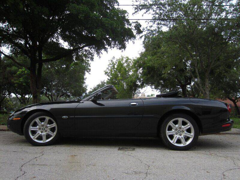 2000 Jaguar XK-Series for sale at Auto Sport Group in Delray Beach FL