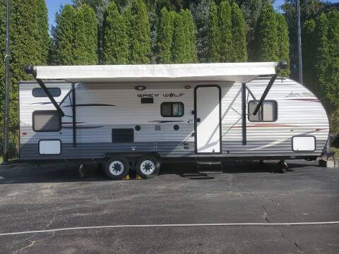 2014 Forest River GREY WOLF for sale at Drive Motor Sales in Ionia MI