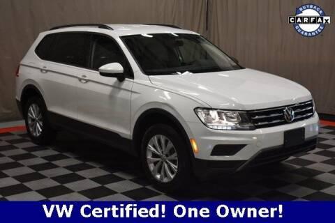 2020 Volkswagen Tiguan for sale at Vorderman Imports in Fort Wayne IN