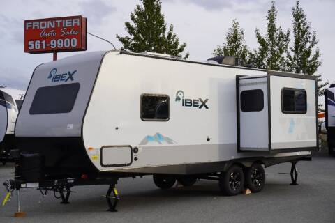 2022 IBEX 23RLDS for sale at Frontier Auto & RV Sales in Anchorage AK