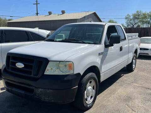 2006 Ford F-150 for sale at River City Auto Sales Inc in West Sacramento CA