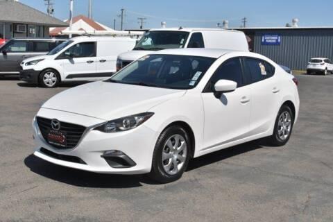 2016 Mazda MAZDA3 for sale at Choice Motors in Merced CA
