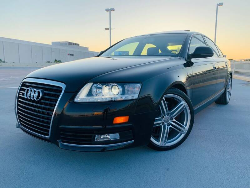 2010 Audi A6 for sale at FLORIDA MIDO MOTORS INC in Tampa FL