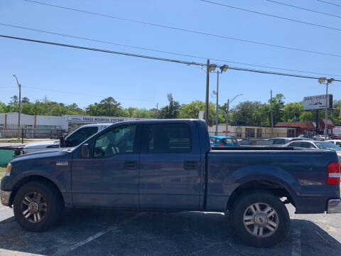 2004 Ford F-150 for sale at Castle Used Cars in Jacksonville FL