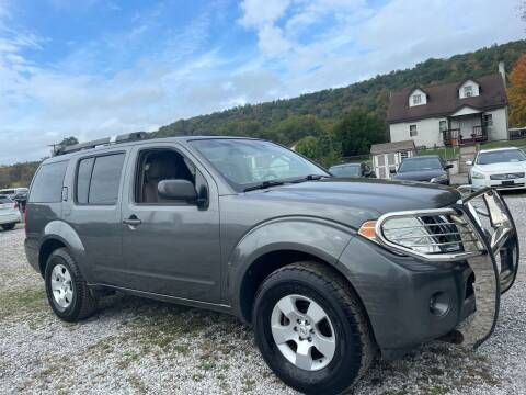 2008 Nissan Pathfinder for sale at Ron Motor Inc. in Wantage NJ
