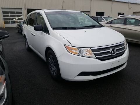 2013 Honda Odyssey for sale at MOUNT EDEN MOTORS INC in Bronx NY