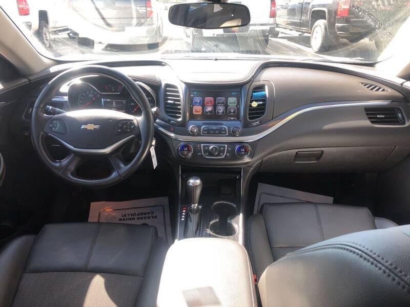 2017 Chevrolet Impala LT 4dr Sedan - Idaho Falls ID