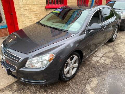 2011 Chevrolet Malibu for sale at 5 Stars Auto Service and Sales in Chicago IL