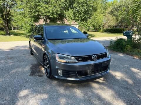 2012 Volkswagen Jetta for sale at CARWIN MOTORS in Katy TX