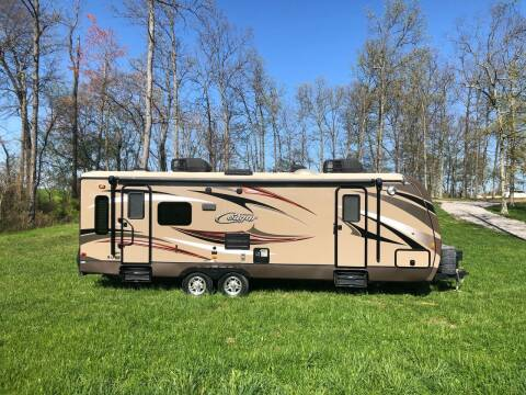 2015 Keystone Cougar for sale at Workman Motor Company in Murray KY