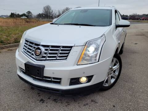 2013 Cadillac SRX for sale at Gwinnett Luxury Motors in Buford GA