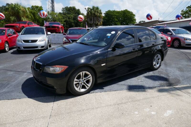 2008 BMW 3 Series for sale at J Linn Motors in Clearwater FL