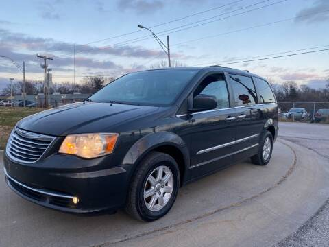 2012 Chrysler Town and Country for sale at Xtreme Auto Mart LLC in Kansas City MO