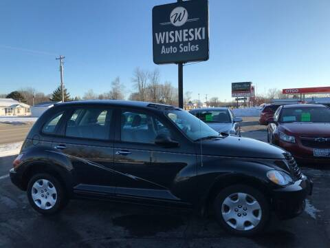 2008 Chrysler PT Cruiser for sale at Wisneski Auto Sales, Inc. in Green Bay WI