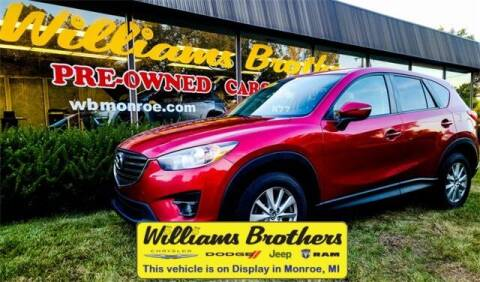 2016 Mazda CX-5 for sale at Williams Brothers - Pre-Owned Monroe in Monroe MI