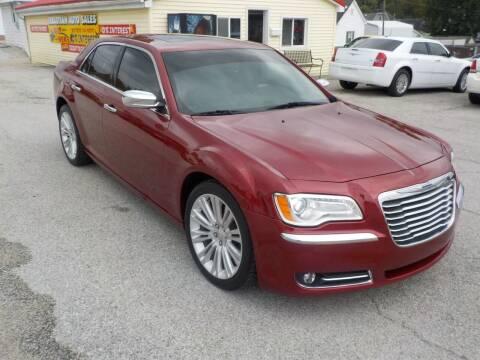 2014 Chrysler 300 for sale at SEBASTIAN AUTO SALES INC. in Terre Haute IN