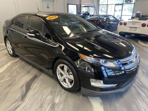 2012 Chevrolet Volt for sale at Crossroads Car & Truck in Milford OH