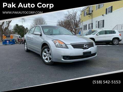 2009 Nissan Altima for sale at Pak Auto Corp in Schenectady NY