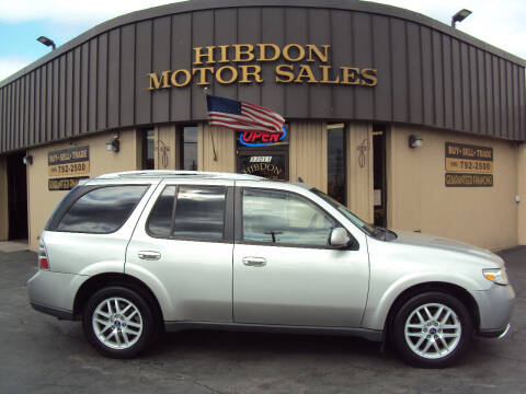 2008 Saab 9-7X for sale at Hibdon Motor Sales in Clinton Township MI