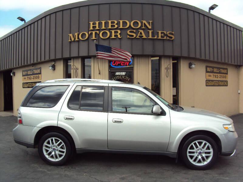 2008 Saab 9-7X for sale at Hibdon Motor Sales in Clinton Township MI