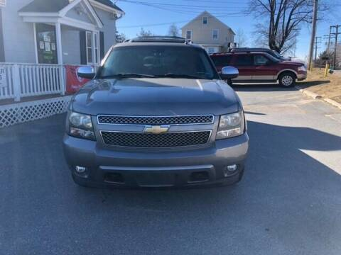 2007 Chevrolet Tahoe for sale at Fuentes Brothers Auto Sales in Jessup MD