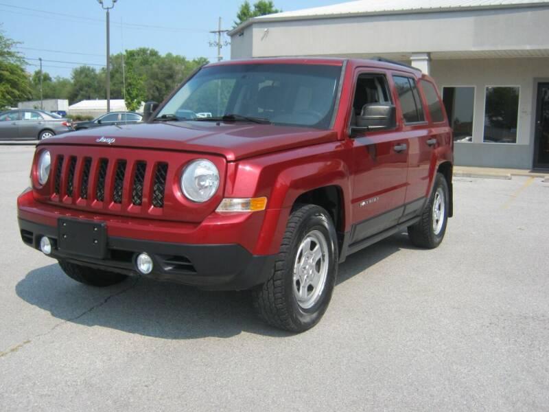 2014 Jeep Patriot for sale at Premier Motor Co in Springdale AR