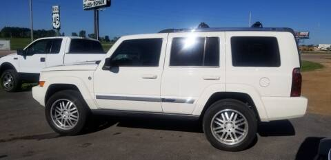 2008 Jeep Commander for sale at D AND D AUTO SALES AND REPAIR in Marion WI