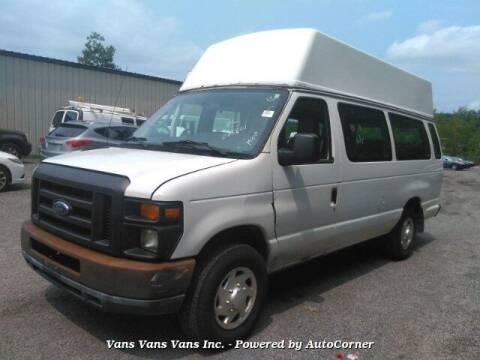 2011 Ford E-Series Cargo for sale at Vans Vans Vans INC in Blauvelt NY