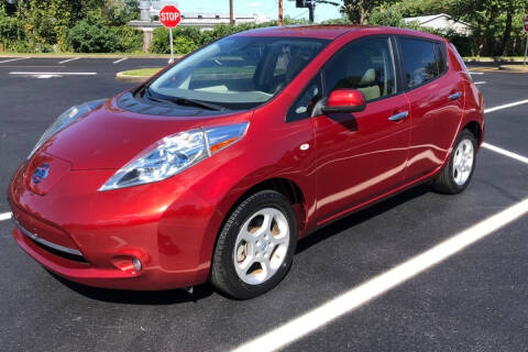 2011 Nissan LEAF for sale at MotoMafia in Imperial MO
