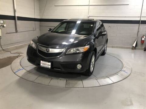 2013 Acura RDX for sale at Luxury Car Outlet in West Chicago IL