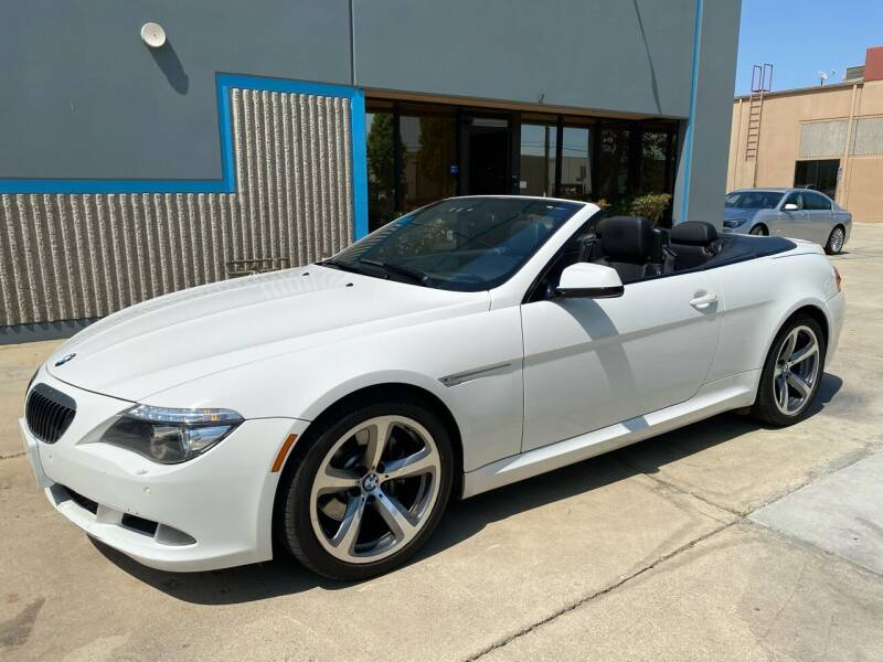 2010 BMW 6 Series for sale at 7 Auto Group in Anaheim CA