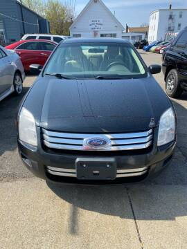 2009 Ford Fusion for sale at Bob Luongo's Auto Sales in Fall River MA