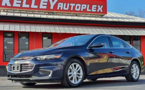 2017 Chevrolet Malibu for sale at Kelley Autoplex in San Antonio TX