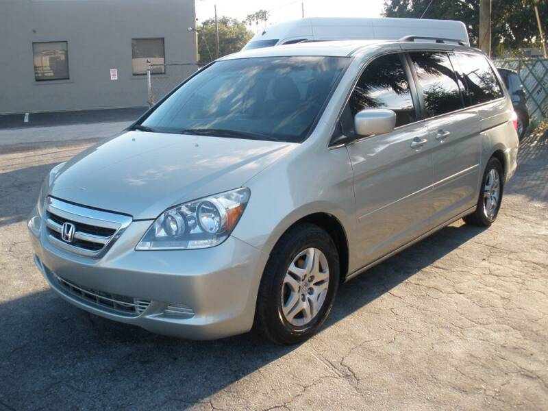 2005 Honda Odyssey for sale at Priceline Automotive in Tampa FL
