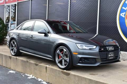 2018 Audi S4 for sale at Alfa Romeo & Fiat of Strongsville in Strongsville OH