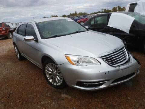 2011 Chrysler 200 for sale at Varco Motors LLC - Builders in Denison KS