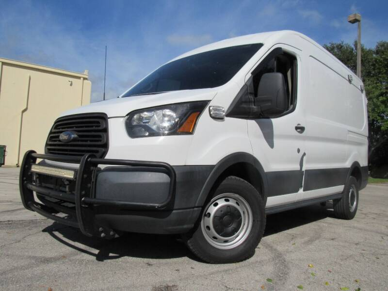 2016 Ford Transit Cargo for sale at Easy Deal Auto Brokers in Hollywood FL