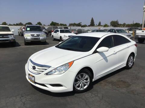 2013 Hyundai Sonata for sale at My Three Sons Auto Sales in Sacramento CA