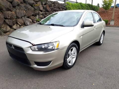 2008 Mitsubishi Lancer for sale at South Tacoma Motors Inc in Tacoma WA