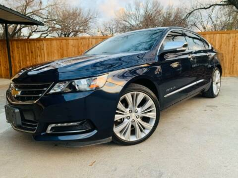 2015 Chevrolet Impala for sale at DFW Auto Provider in Haltom City TX