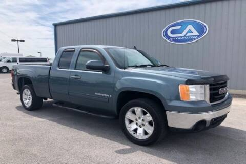 2007 GMC Sierra 1500 for sale at City Auto in Murfreesboro TN