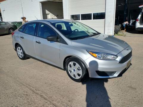 2018 Ford Focus for sale at Apex Auto Sales in Coldwater KS